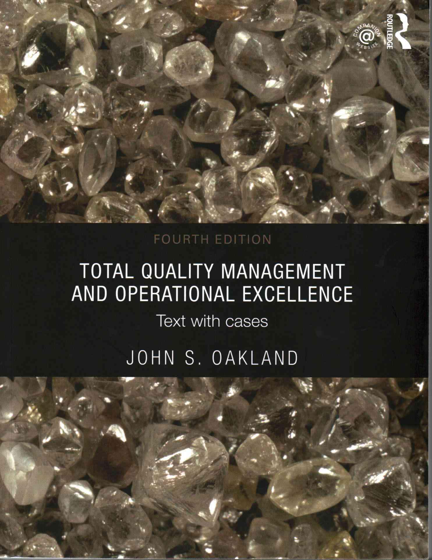 Tqm By Oakland, John/ Turner, Mike